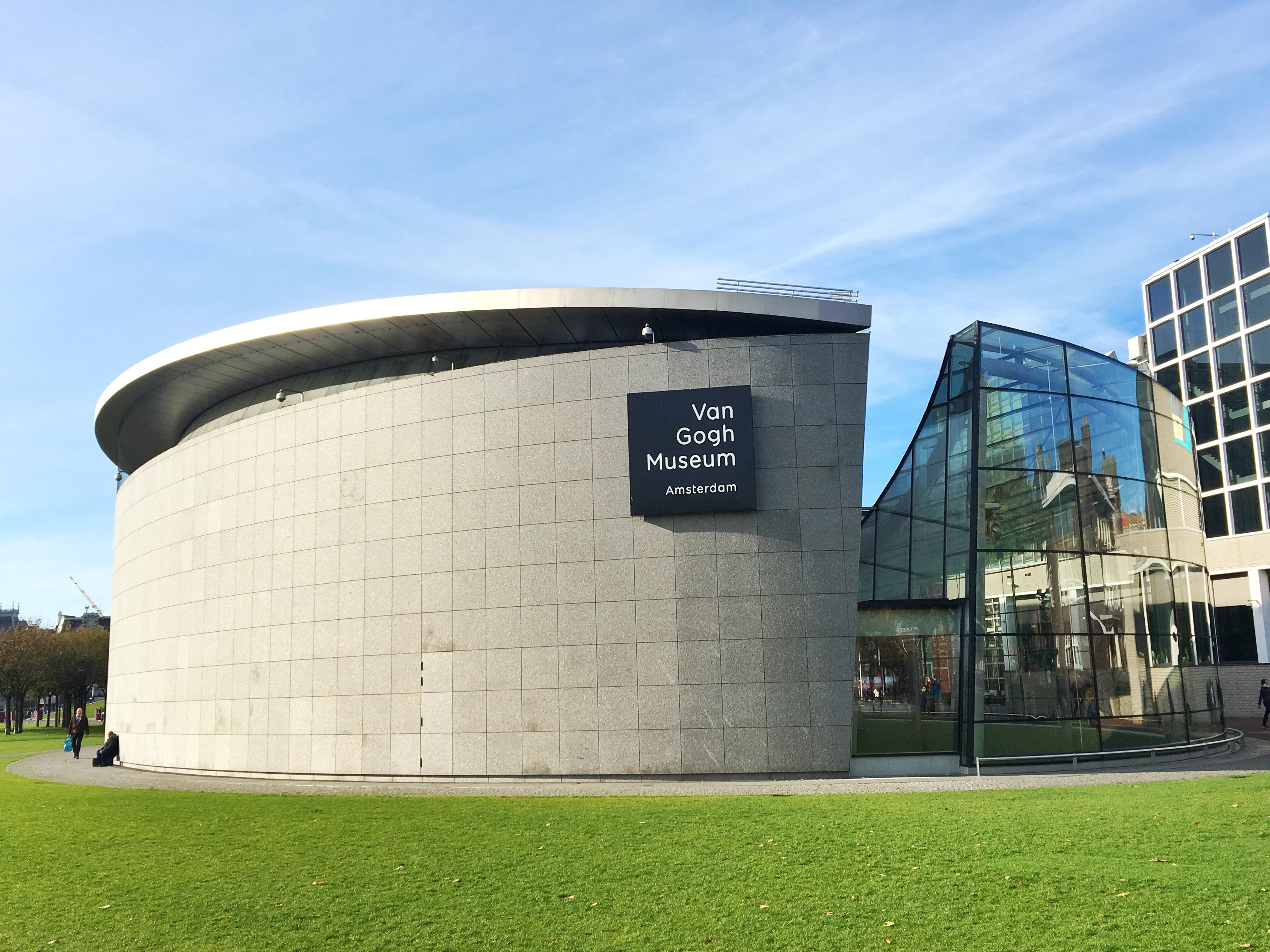 Ingresso del museo di Van Gogh_acquisto biglietto di ingresso